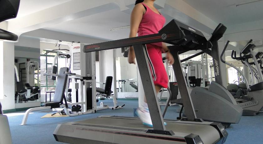 Fitness center Salonika Villas