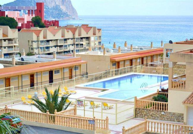 Apartament With Terrace, Pool In Alicante 11G