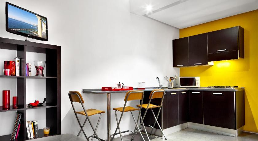 Studio s balkonem D1 D Apartments