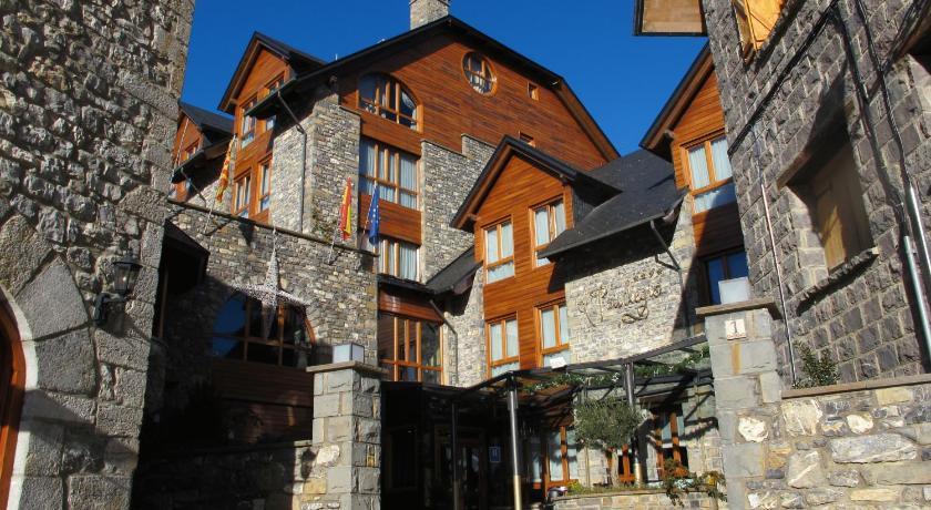 hoteles con encanto formigal en Huesca  Imagen 1