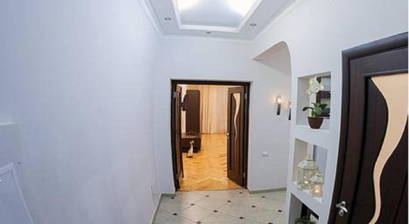 Apartment in Lviv on Serbska street