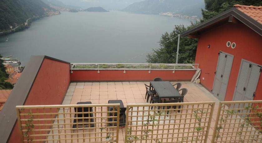 Apartment mit Seeblick Enchanting View Over Como Lake