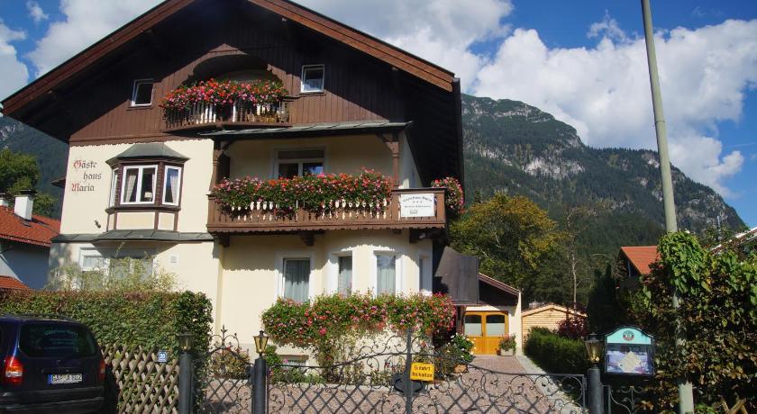 Gästehaus Maria Zoeppritzstr. 20 Garmisch-Partenkirchen