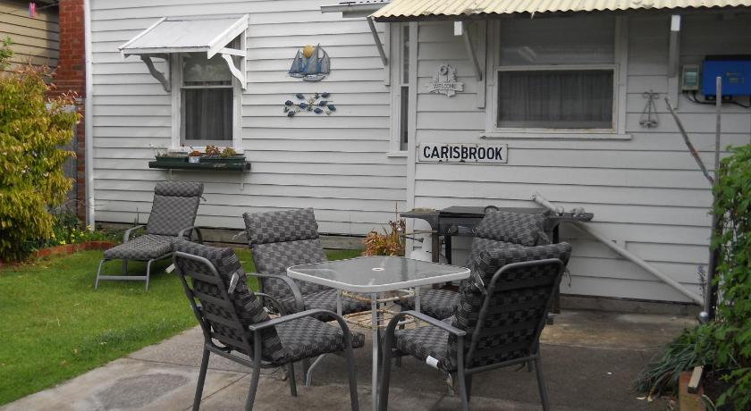 Two-Bedroom Cottage - Garden Carisbrook Cottage Queenscliff