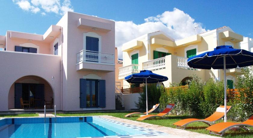 12 Islands Villas 1, Stocholmis str Kolymbia