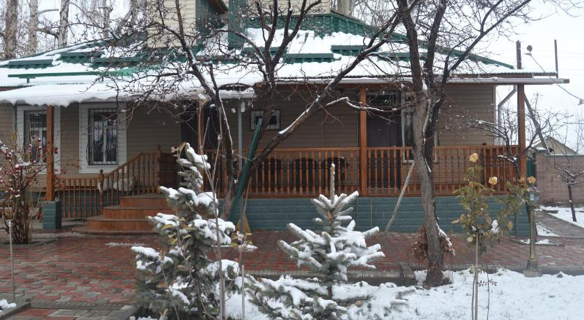Guest House on Karasaeva