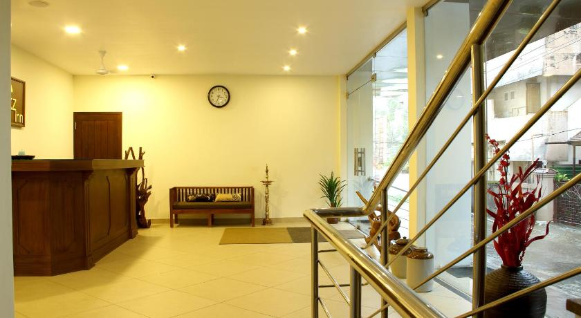 Best Price On Hotel Markz Inn In Kochi Reviews