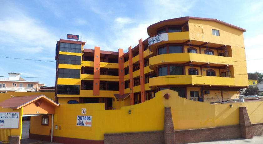 Hotel Villas De Santiago Inn Tijuana