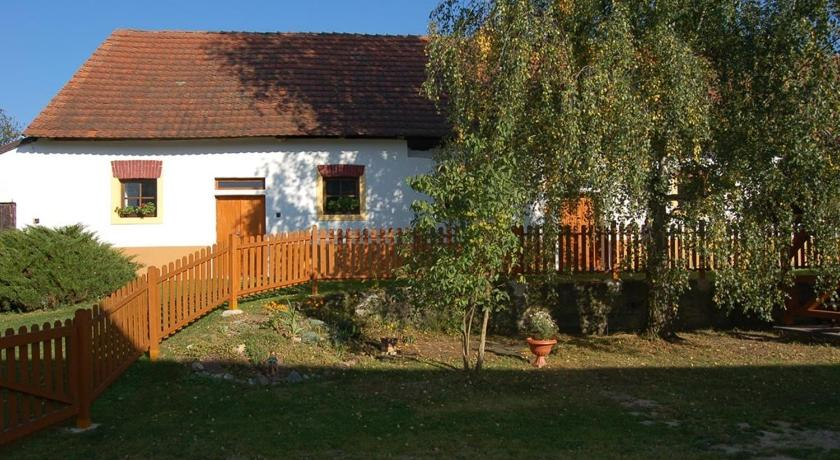 Holiday home Doubrava u Tyna nad Vltavou 1
