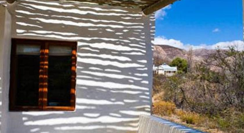 One-Bedroom Chalet - Balcony/terrace Vrisch Gewagt Boutique Self-Catering Olive Farm