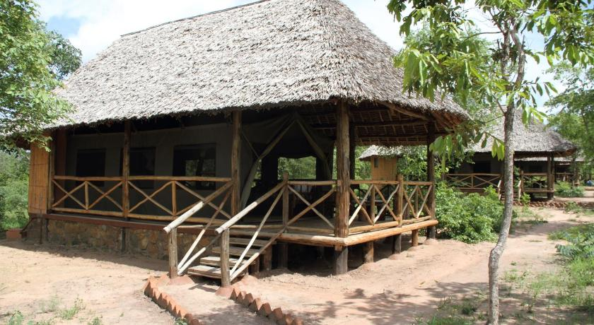 Angalia Tented Camp im Detail