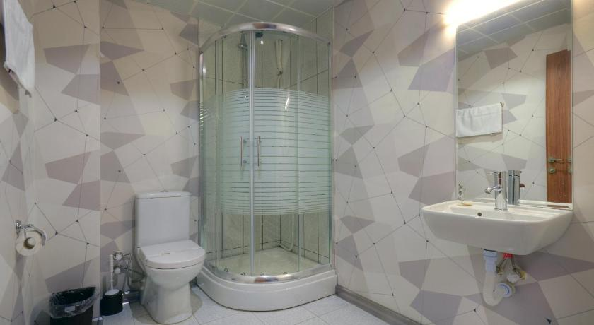 Mini Standard Economy Single Room - Shower Hotel Abro Sezenler