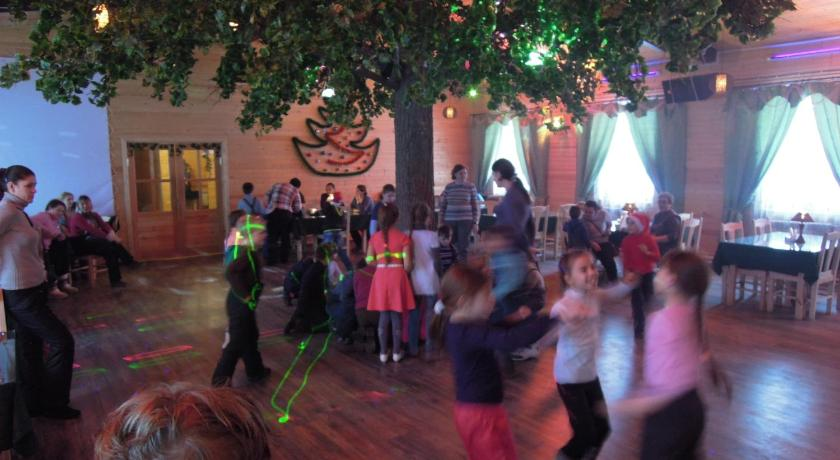 Kid's Club Baza Otdykha Skazka