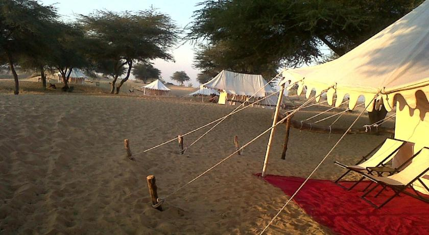 Entrance Aditya Desert Safari & Camps