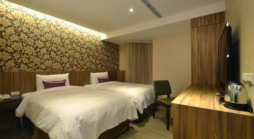 Hotel in Taiwan | Shinshin Hotel Songshan