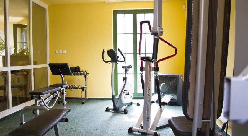 Fitness center EA Apartmány Na Jezeře