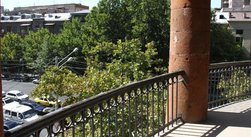 Balcó/terrassa Downtown Apartment