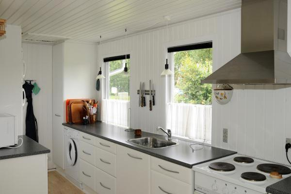 Two-Bedroom Holiday home in Hemmet 11