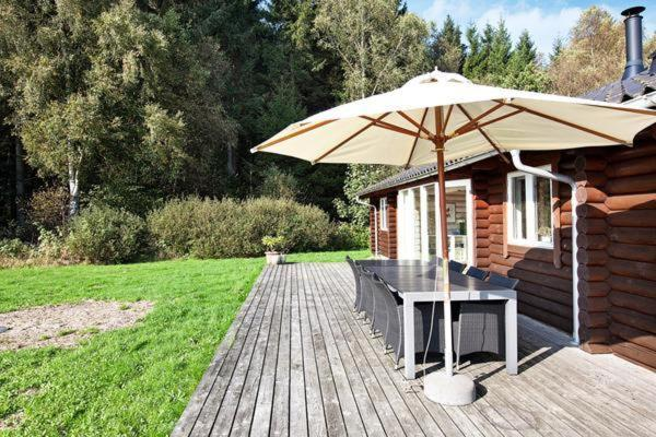 Three-Bedroom Holiday home in Ebeltoft 53