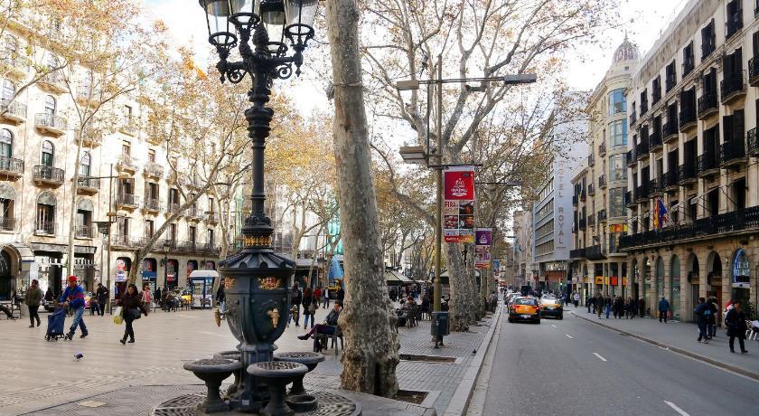 Royal Ramblas - Barcelona