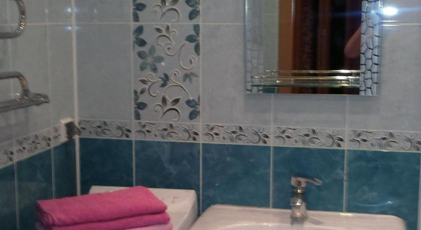 Bathroom Apartment Posadskaya