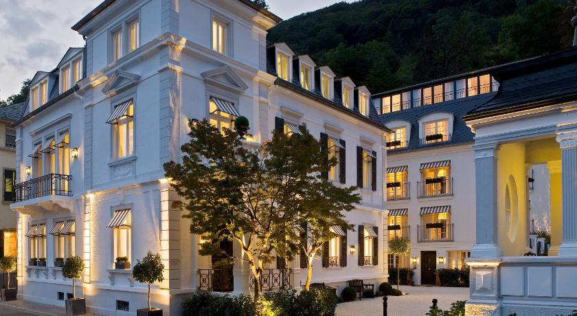 Boutique Hotel Heidelberg Suites Small Luxury Hotels Of The World