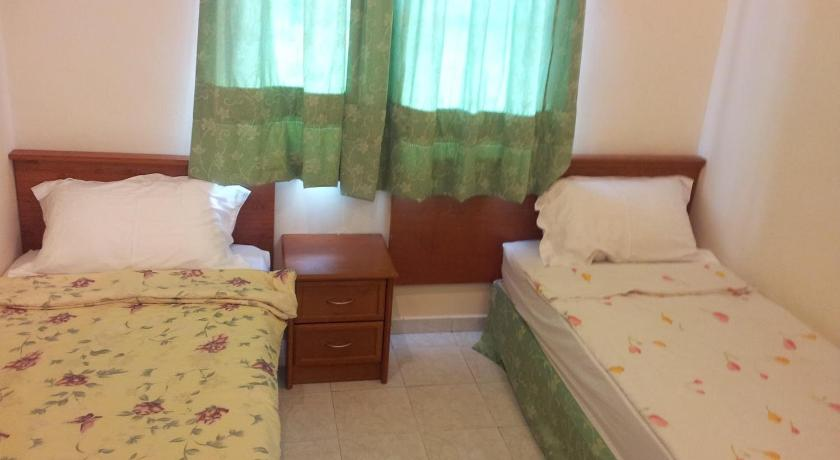 Double Room with Shared Bathroom - Guestroom Perast Waterfront Apartments