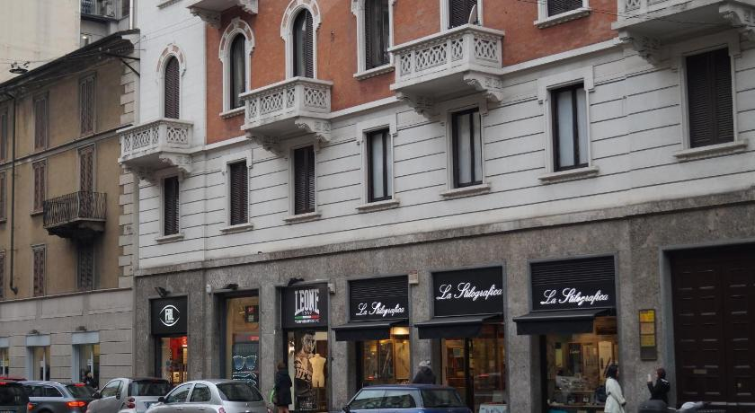 Milano Shopping District Apartment