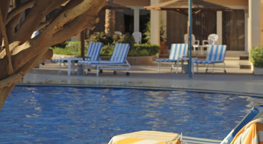 Piscina Hurghada Suites & Apartments Serviced by Marriott
