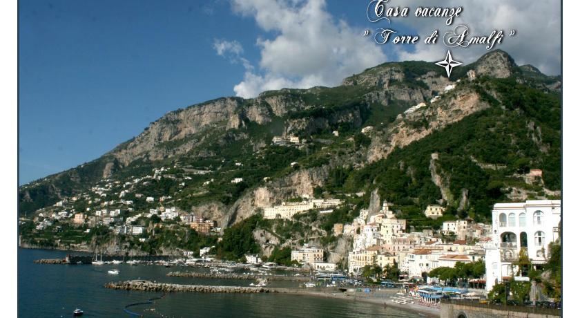 One-Bedroom Apartment with Sea View Torre di Amalfi