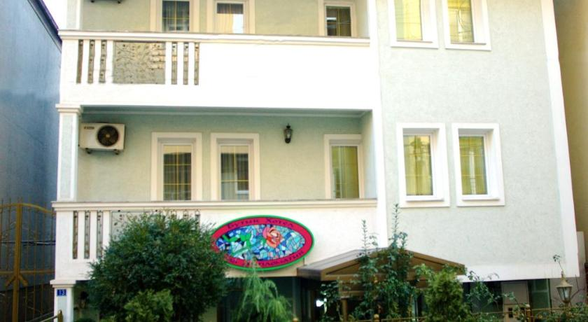 Boutique Hotel Rose Diplomatique Roza Luksemburg 13 Skopje
