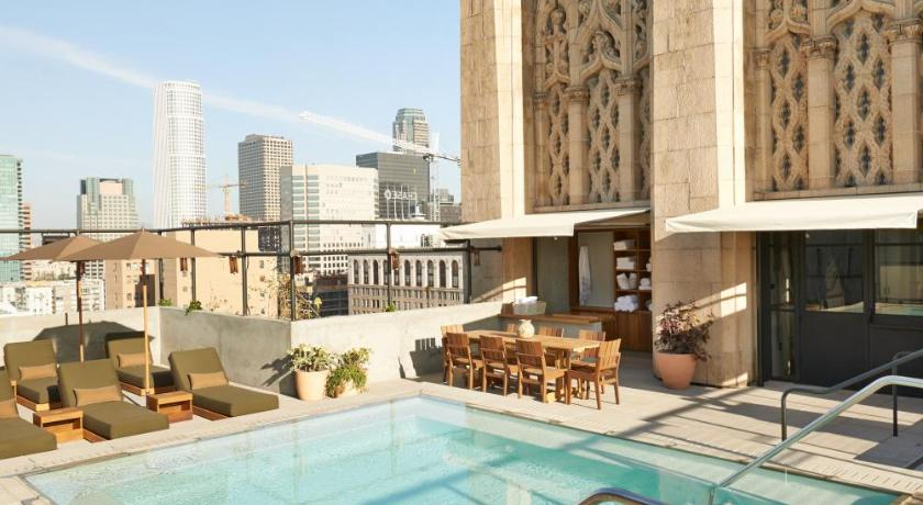 Best price on ace hotel downtown los angeles in los - Best hotel swimming pools in los angeles ...