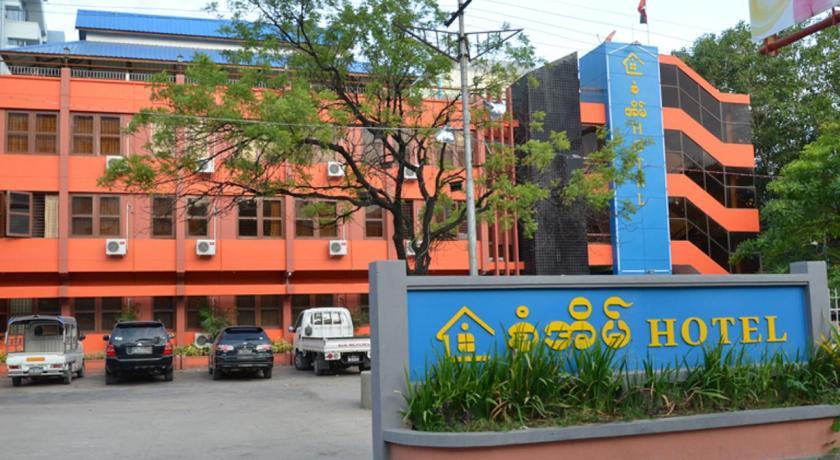 San Eain Hotel | Cheap Hotels in Mandalay Myanmar