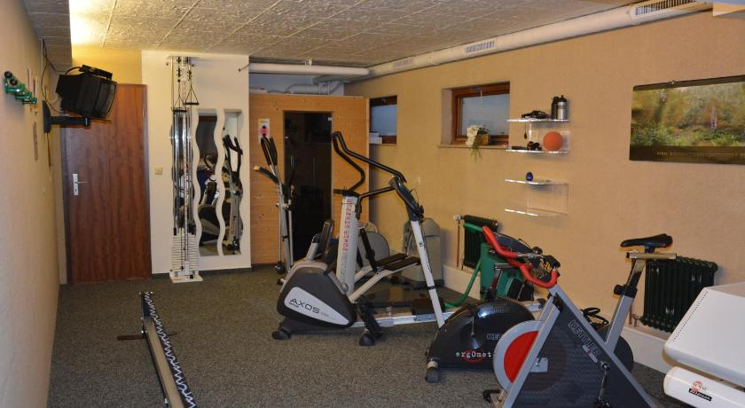 Fitness center Aparthotel Hochwald