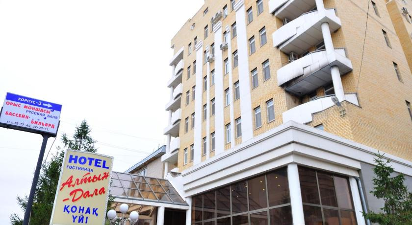 More about Altyn Dala Hotel
