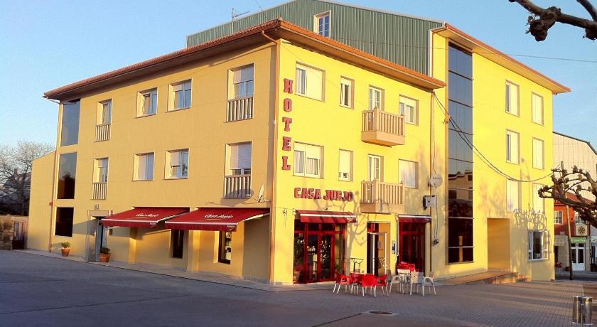 Hotel Casa Jurjo Avenida Trece de Abril, 91 Mazaricos