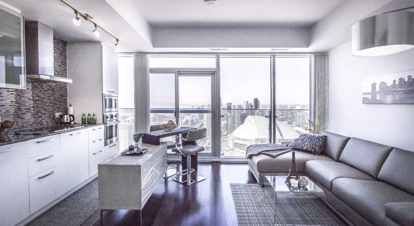 More About Atlantis Suites   Toronto Furnished Apartment On York Street