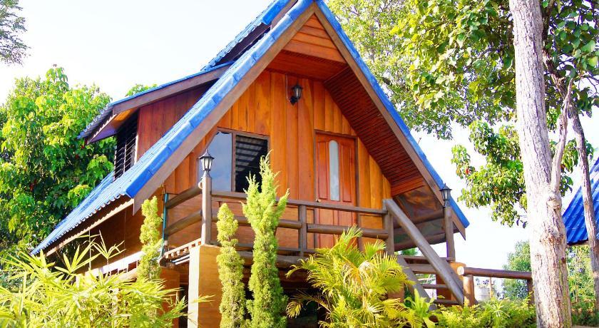Ban Phumon Talang Resort Mae Hong Son