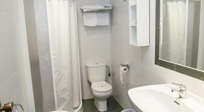 Bathroom Hostal Venta Del Sol