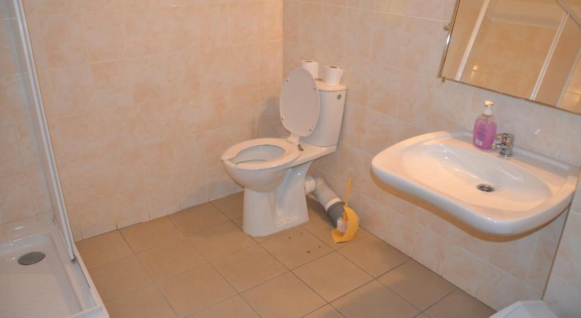 Bathroom Hotelik Orlik