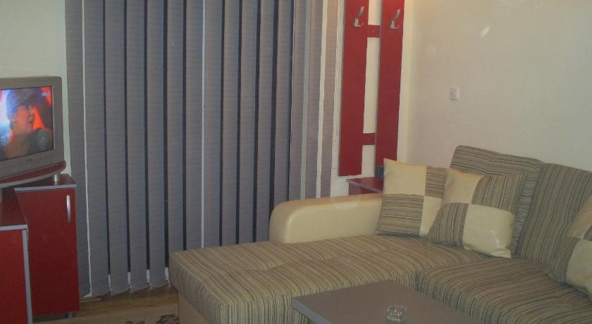 Mere om Apartments Jimmy Ohrid