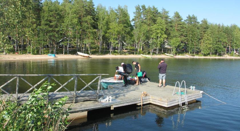 Beach Karelian Country Cottages