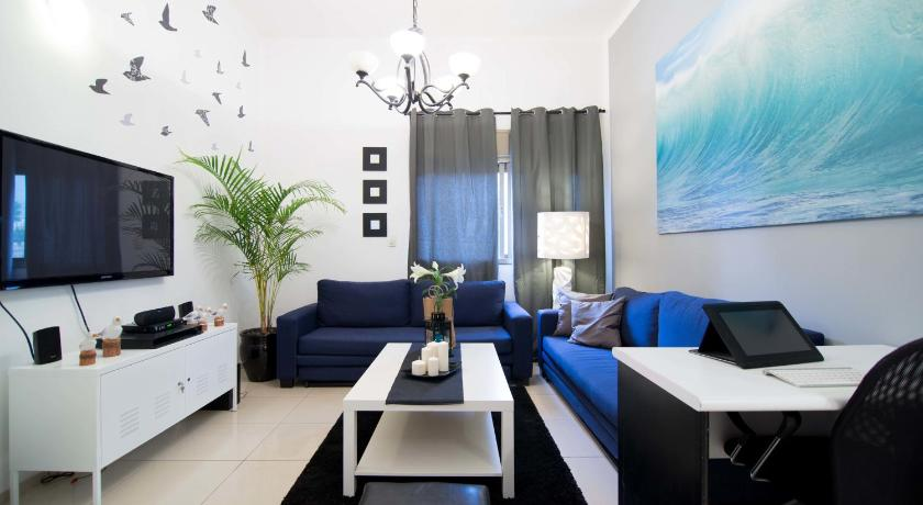 DreamTLV Apartments - Trumpeldor 24