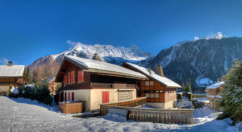 Chalet Chantey Mourry
