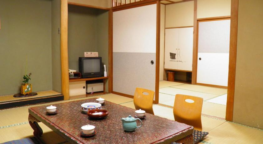 Room Selected at Check-In Kikusui