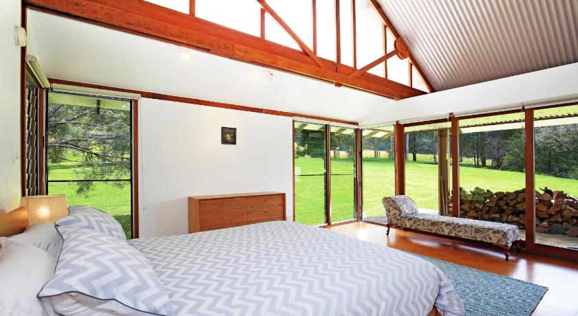 Feriehus - Gjesterom Mackays Road - Kangaroo Valley Escapes