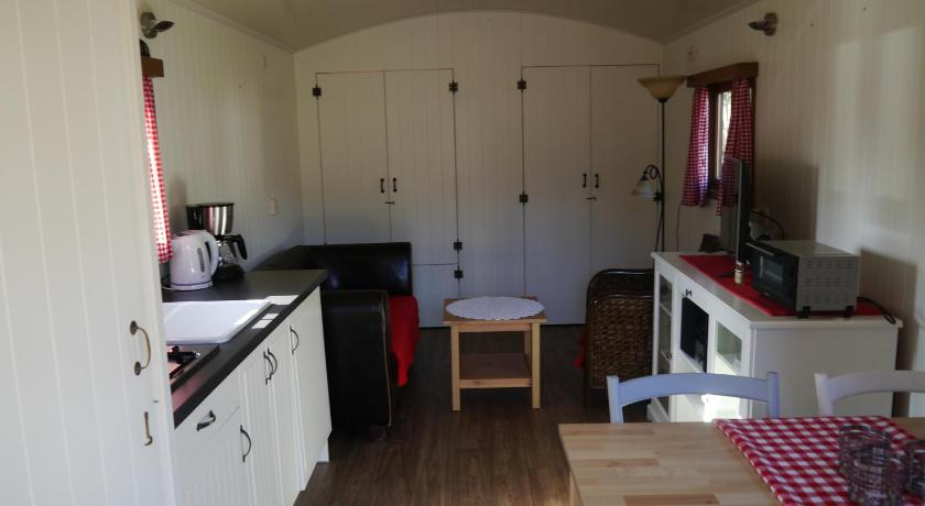 Mobile Home - Faciliteiten Glamping for Four Persons