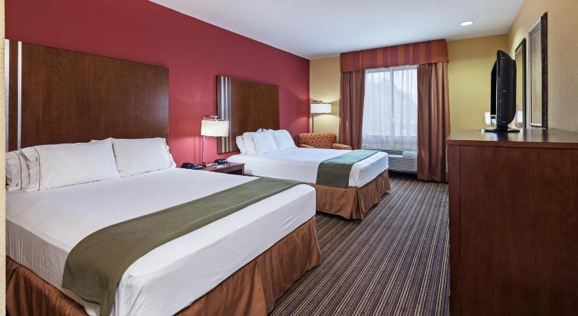 Bett Holiday Inn Express & Suites Cleveland