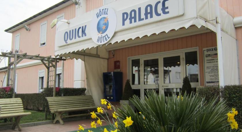 المزيد حول Quick Palace Nantes La Beaujoire