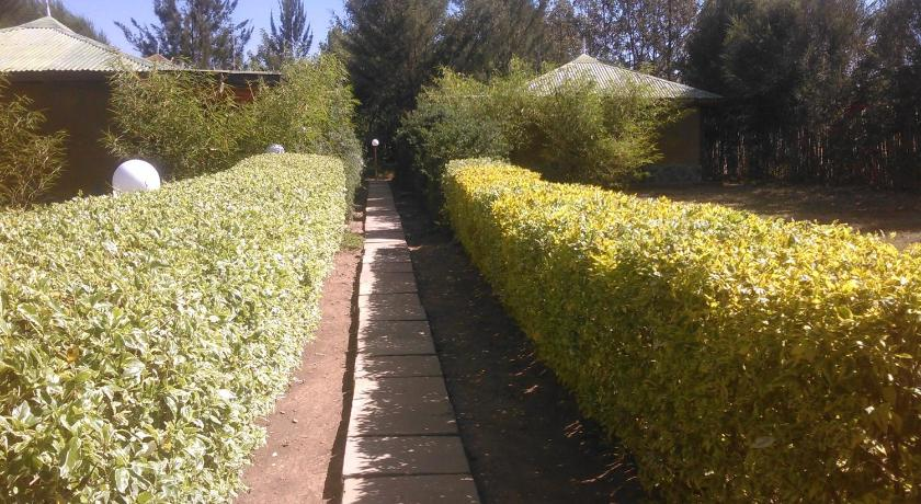 غرفة توين عادية Mt. Kenya Royal Cottages